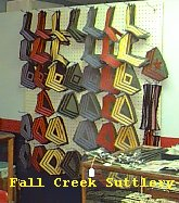 Fall Creek Sutler- Chevron Pic
