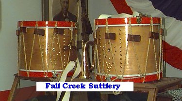 Fall Creek Drums