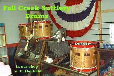 Fall Creek Drums Pic