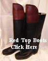 Red Top Boot Icon