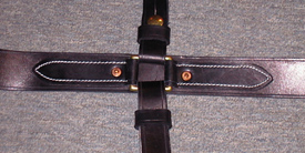 Sword Belt Back