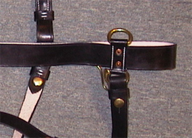 Sword Belt Side View