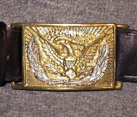 US Eagle Buckle