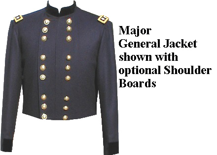 Civil War General Uniform 90
