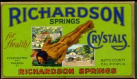 Richardson Springs Crystals Box